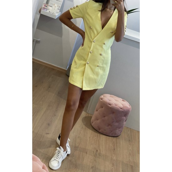 Blazer Style Dress
