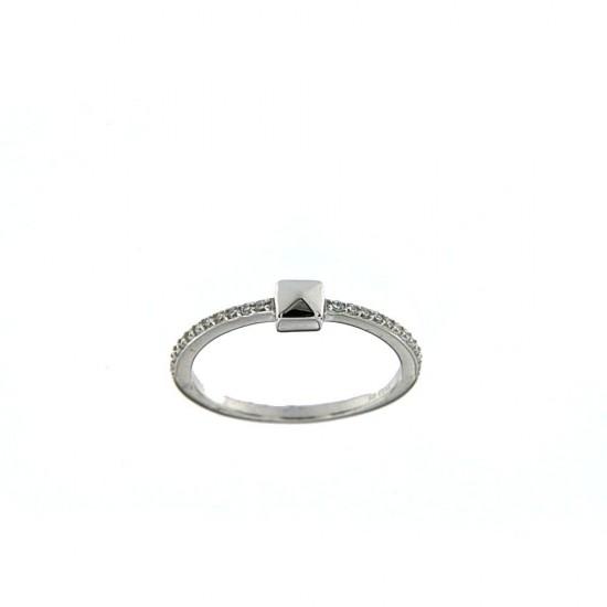 Δαχτυλίδι Jools με ζιργκόν JRY8764L-RW.1