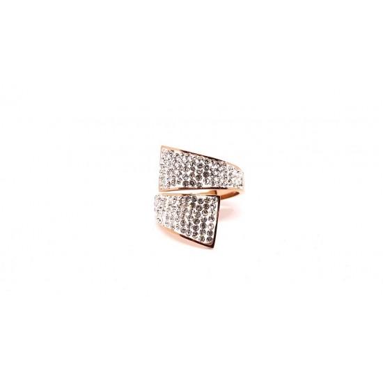 Δαχτυλίδι Ora Ora από ανοξείδωτο ατσάλι LA-7928
