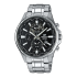CASIO Edifice Chronograph Silver Stainless Steel Bracelet EFR-304D-1AVUEF