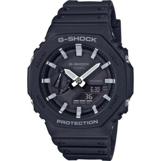 Casio G-Shock Mens Chrono GA-2100-1AER